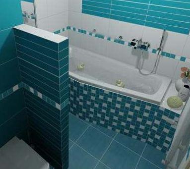 navá koupelna